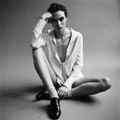 visual optimism; fashion editorials, shows, campaigns & more!: corinna ingenleuf by nadine ottawa!