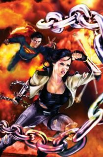 SMALLVILLE SEASON 11 #17 | DC Comics