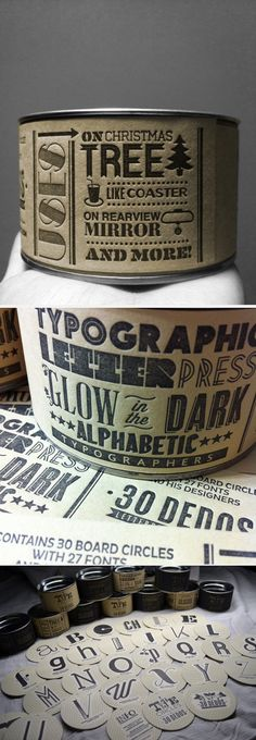 typo coasters... I want these