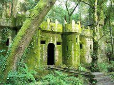 Castillo encantado de Aldan #galicia