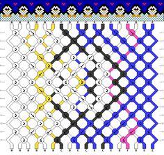 penguins w/background