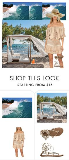 """""""Heat Wave 2"""" by denibrad ❤ liked on Polyvore featuring Ethimo, Billabong and Fresh"""