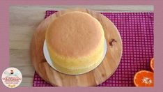 Sponge cake s pomarančovou šťavou , fotopostupy Sponge Cake, Pancakes, Breakfast, Food, Morning Coffee, Biscuit Cake, Essen, Pancake, Meals