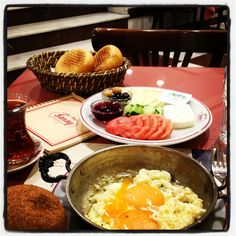 Perfect small Breakfast