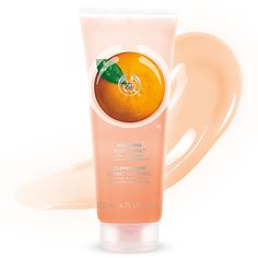 The Body Shop Satsuma Body Sorbet. This stuff is amazing - a non-greasy lotion! The Body Shop, Body Shop At Home, Lotion, Perfume Body Spray, Beauty Games, Skin Care Clinic, Sorbets, Moisturiser, Aloe