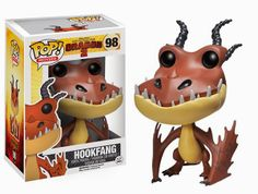 Pop! Movie - How To Train Your Dragon 2 - Hookfang