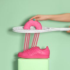Its Nice That | Marion Toy blurs the boundaries of art and the everyday with the Adidas Originals Superstar Supercolor