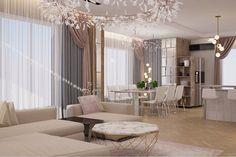 28 отметок «Нравится», 3 комментариев — Интерьеры и Дизайны (@pinwin.ru) в Instagram: «Гостиная от 👤: @ludmiladesigner» Divider, Curtains, Room, Furniture, Home Decor, Bedroom, Blinds, Decoration Home, Room Decor