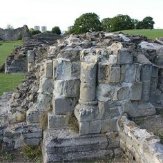 Lesnes Abbey is a ruined abbey in the London Borough of Bexley which is classed as an ancient scheduled monument. Cave City, Ancient History, Monuments, Castles, Mount Rushmore, London, Explore, Mountains, Instagram Posts