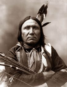 Old Picture of the Day: Sioux Indian