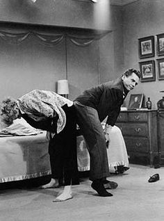 I Love Lucy Episode the handcruffs