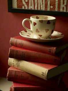 Coffee and book lover