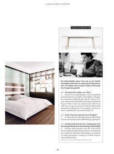/ Seite 29 - Fabian Schwaerzler - Welcome to the World of Decor!