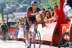 Larry Warbasse (IAM Cycling) extends contract for one season after Vuelta ride.