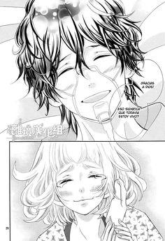 Manga Kyou no Kira-kun Capítulo 32 Página 22