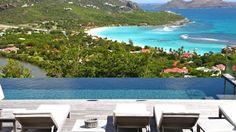 Villa Isa St Barth, 2 bedroom luxury property in St Jean