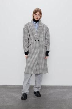 PRINTED MASCULINE COAT #jacket #covetme #sponsored