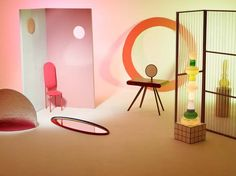 CLM - Set Design - Robert Storey - Corriere Della Sera