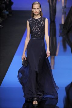 Elie Saab - Collections Fall Winter 2013-14 - Shows - Vogue.it