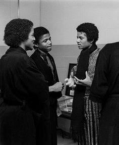 70sbestblackalbums:  Marlon Randy Michael