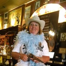 BIG NOSE KATIE BOOT HILL OK CORRAL