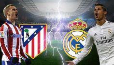 Watch Atletico Madrid vs Real Madrid - UEFA Champions League – Semi Finale nd live stream free on Real Madrid 11, At Madrid, Fifa 17, Blockchain, Free Tv Channels, Football Fever, Watch Football, Football Predictions, Sport