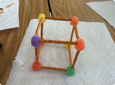 I think this very well might be my Fun Friday activity this week!  Great review!  (geometry-solid figures)