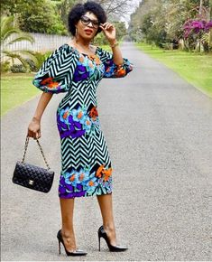 These classy Ankara styles will make you locate your tailor; if you want to turn heads at the next event you attend, then you need these Ankara styles to make a difference African Fashion Ankara, Ghanaian Fashion, African Print Dresses, African Print Fashion, Africa Fashion, African Dress, African Attire, African Wear, African Women