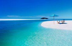 The amazing Playa Paraiso Beach, Cayo Largo, Caribbean.