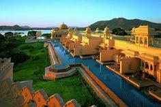 The Oberoi Udaivilas, Udaipur