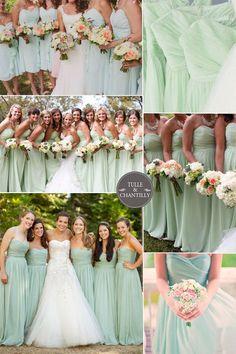 Color Menta Ideas Para Integrarlo En Tu Boda Navy Mint Weddingmint
