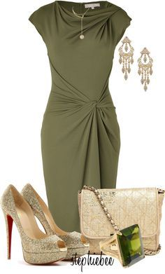 "Pass the Olives"" by stephiebees on Polyvore 