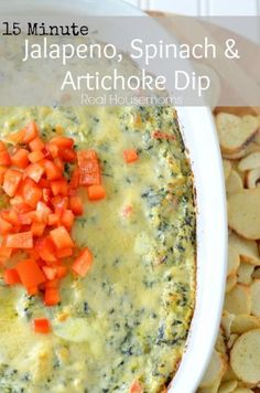 More than 60 Dip Recipes | Chef in Training