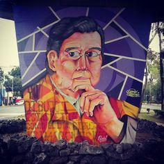 Octavio Paz. by peterwdavies