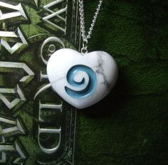 Hearthstone Necklace by castastone #gaming