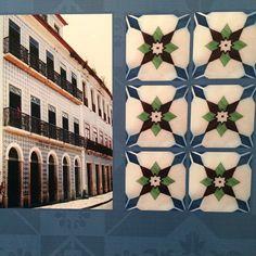 Azulejos de São Luís do Maranhão.