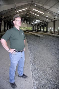 "Aug 3, 2010 - ""This summer, the Northwest Railway Museum's campus makes its next transformation, with the addition of the new Train Shed Exhibit Building. Construction of the shed is nearly complete; once finishing touches are done, the building will shelter all vulnerable cars in the museum's collection, safeguarding them from further decay."" Snoqualmie Valley Record"