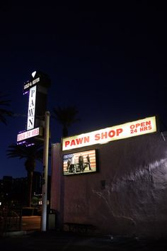 Pawn Stars Gold and Silver Pawn Shop Las Vegas.