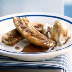 Classic New Orleans Recipes: Brennan's Bananas Foster Recipe | CookingLight.com