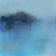 Abstract Landscape Painting Large Contemporary Acrylic by jgouveia, $1950.00