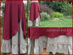 SoSoSo wondeful skirt from aamuhely :)  Gyönyörűséges szoknya Antal Andreától, aamuhely :)