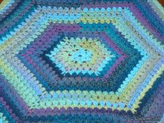 large crocheted hexagons - Bing Images