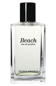 Bobbi Brown Beach Fragrance is the perfect finishing touch to a great summer look!