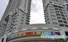 Plaza Ivory Condo in Gelugor. Very close to USM!