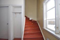 Får så lyst til å male trapp