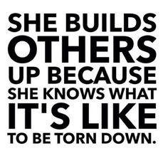 Be a builder