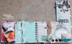 Tips on making custom books #zutter #minibooks #zutter_zisters