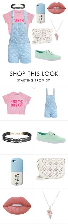 """""""//My Style// -77-"""" by ashyrosepetal on Polyvore featuring MPJ, Humble Chic, Keds, Valfré, Under One Sky and Lime Crime"""