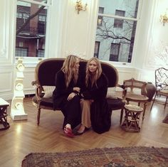Mary-Kate and Ashley Olsen: The Row