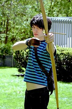 Before the hunger games there was Ezra